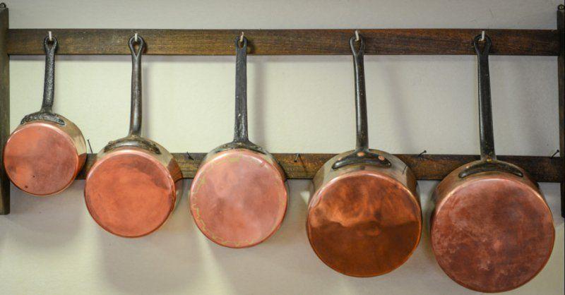 tout savoir sur les ustensiles de cuisine en cuivre conseils d expert confiturier la cour d