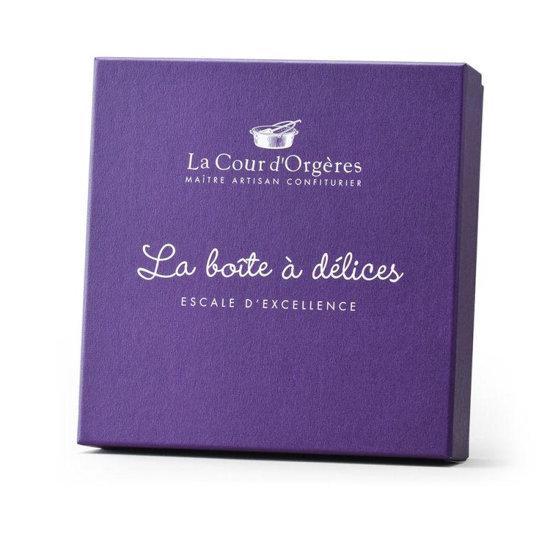 La boite d lices coffrets la boite d lices cadeaux - Boite coffret cadeau vide ...