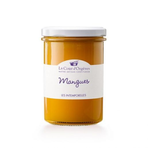Confiture de Mangues en pot de 250 g