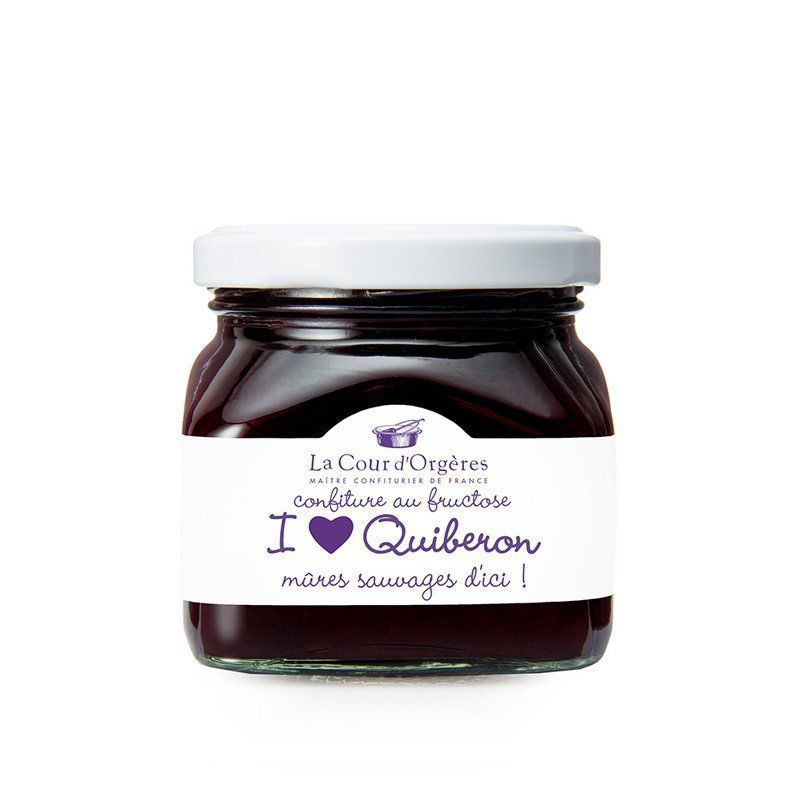 Confiture au fructose m res sauvages fruits rouges - Confiture de mures sauvages maison ...