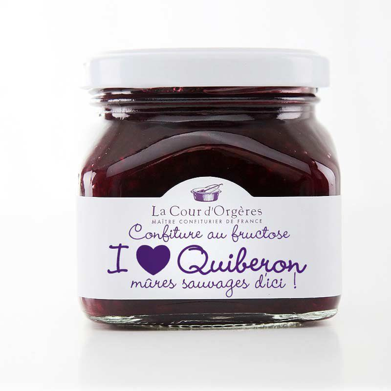 M res sauvages fruits rouges fruits noirs confitures - Confiture de mures sauvages maison ...