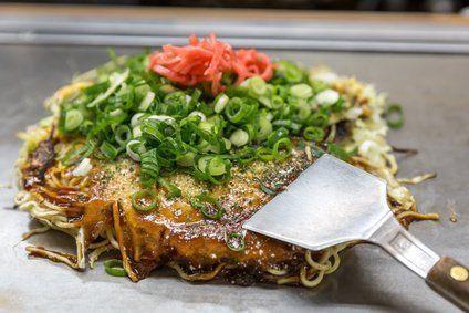 Okonomiyaki La Cour d'Orgères
