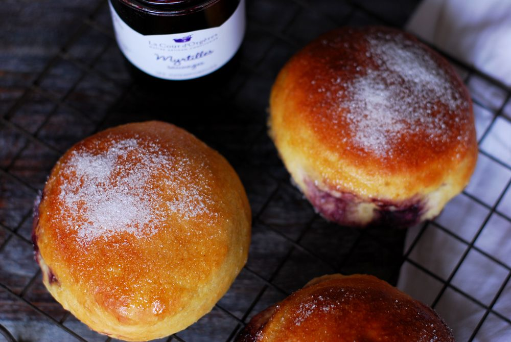 beignets-confiture-au-four