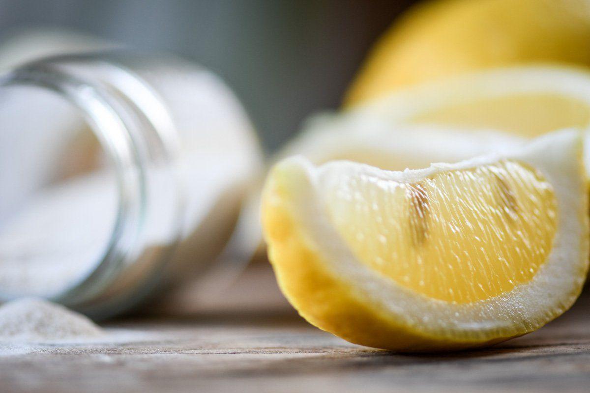 La pectine de citron