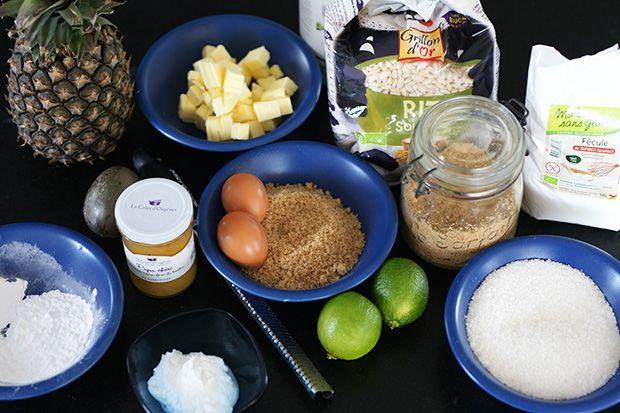 ingredients-moelleux-coco-citron-vert
