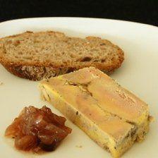 foie gras et chutney normand