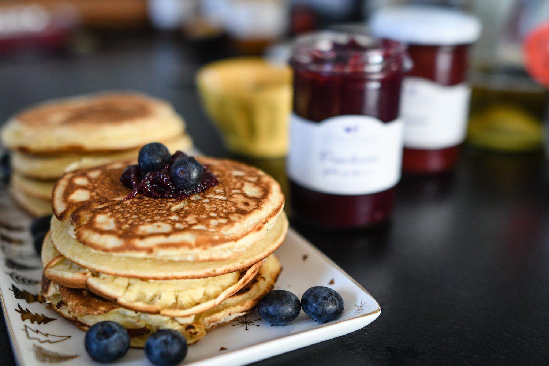 pancake-gelee-framboise