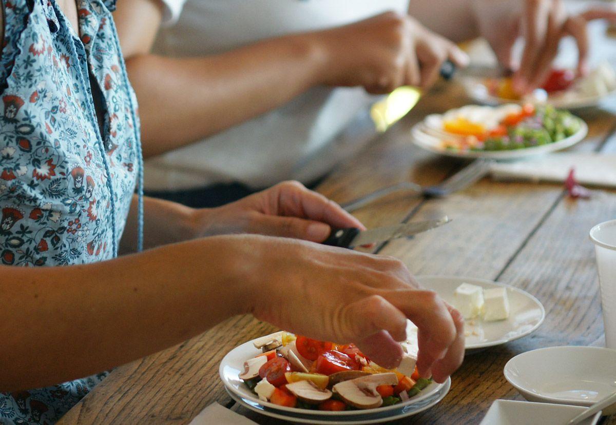 preparation-de-la-salade