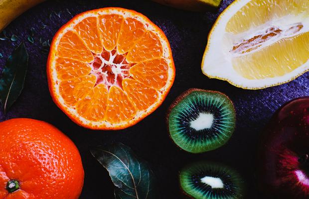 des fruits pour une détox près les fêtes